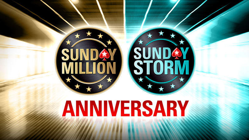 Sunday million 12 anniversary